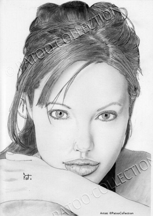 Angelina Jolie par dedrika